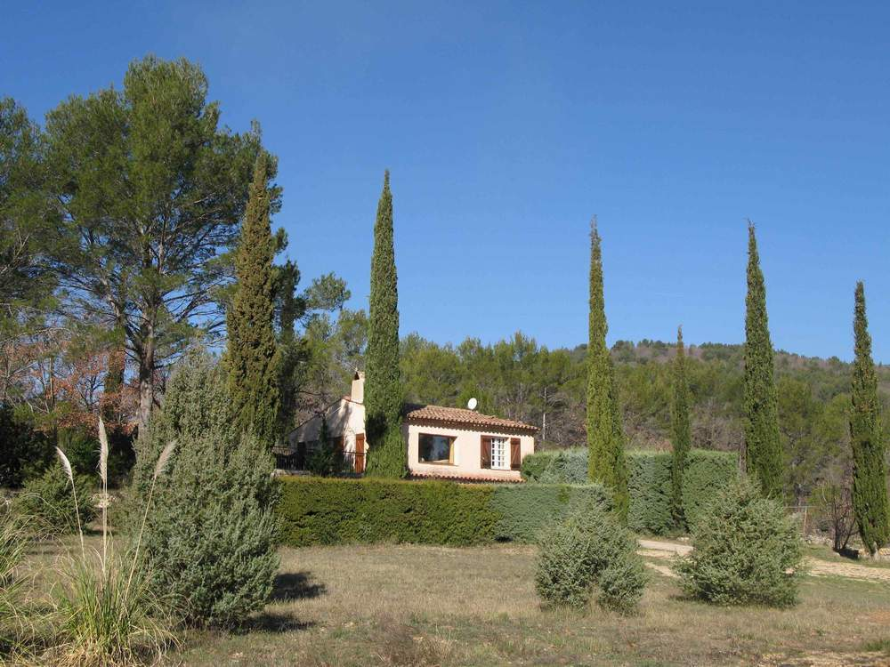 Villa en Provence avec parc de 4 hectares - Calme